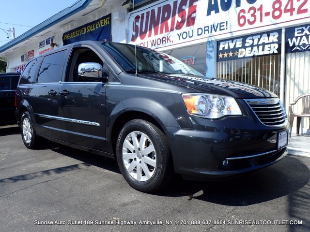 2012 Chrysler Town  Country 4dr Wgn Touring-L Sunrise Auto Outlet  is the car shopping destinatio