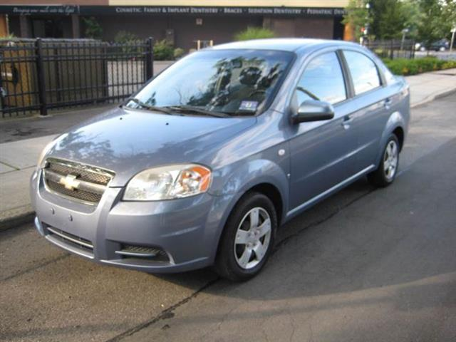 2007 chevrolet aveo blue rite choice auto inc. Black Bedroom Furniture Sets. Home Design Ideas