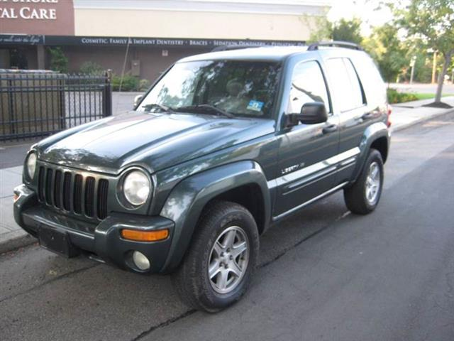 2002 Jeep Liberty Limited 4WD For Sale in New York NY