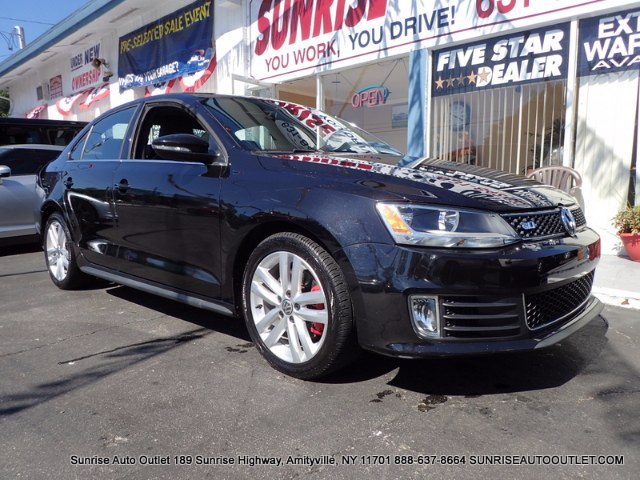 2013 Volkswagen Jetta GLI 4dr Sdn Man PZEV Ltd Avail Sunrise Auto Outlet  is the car shopping de