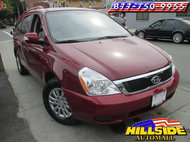 2012 Kia Sedona 4dr Wgn LX We have assembled the most advanced network of lenders to ensure you ge