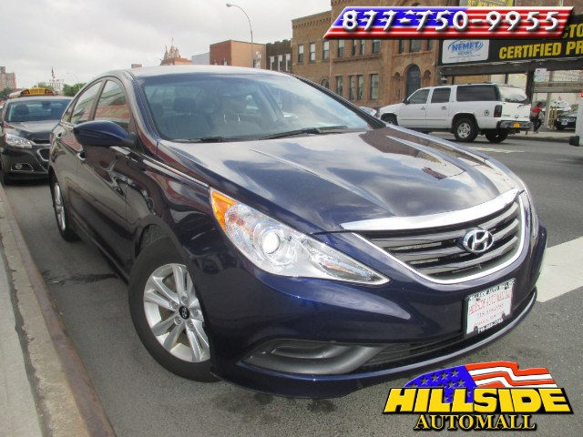 2014 Hyundai Sonata 4dr Sdn 24L Auto GLS We have assembled the most advanced network of lenders t
