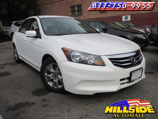 2012 Honda Accord Sdn 4dr I4 Auto SE PZEV We have assembled the most advanced network of lenders t