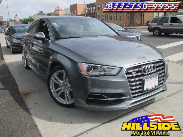 2015 Audi S3 4dr Sdn quattro 20T Premium P We have assembled the most advanced network of lenders