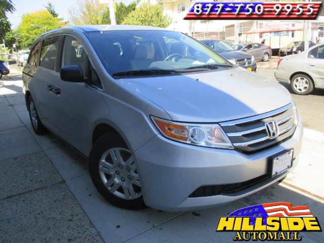 2012 Honda Odyssey 5dr LX We have assembled the most advanced network of lenders to ensure you get