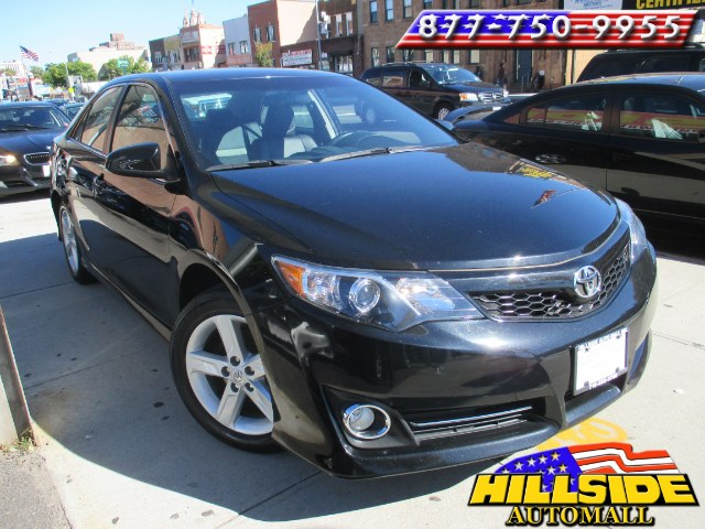 2014 Toyota Camry 4dr Sdn I4 Auto SE Ltd Avail We have assembled the most advanced network of le