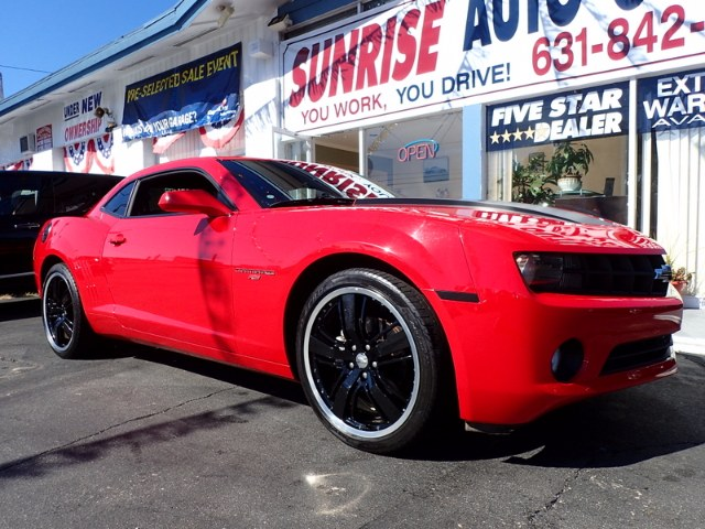 2010 Chevrolet Camaro 2dr Cpe LS Sunrise Auto Outlet  is the car shopping destination for Long Isl