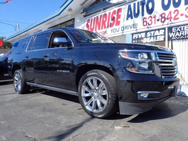 2015 Chevrolet Suburban 4WD 4dr LTZ Sunrise Auto Outlet  is the car shopping destination for Long