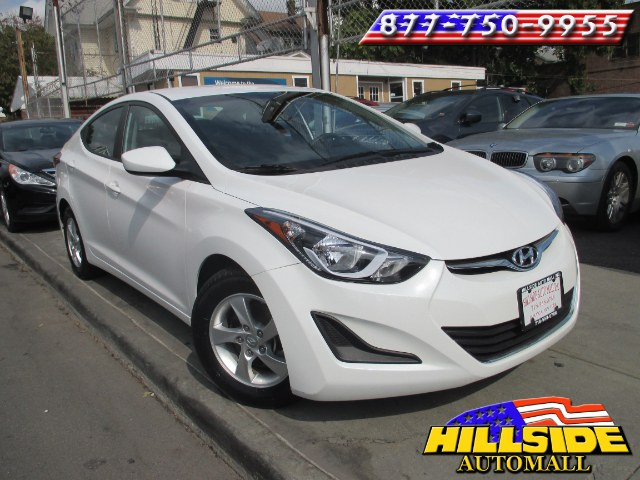 2014 Hyundai Elantra 4dr Sdn Auto SE We have assembled the most advanced network of lenders to ens