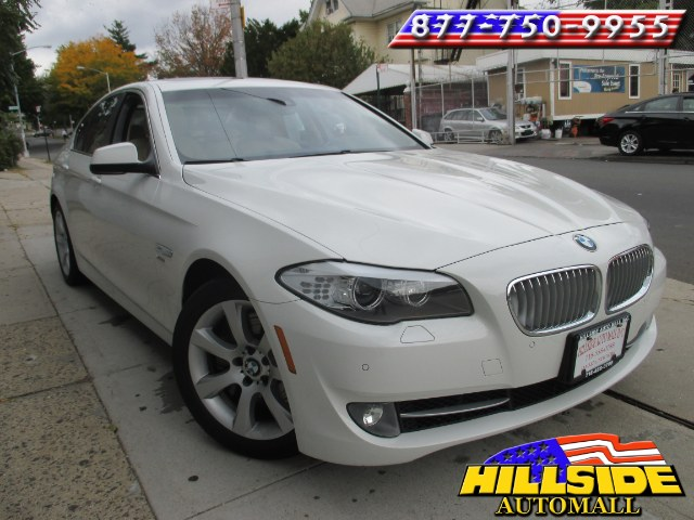 2011 BMW 5 Series 4dr Sdn 550i xDrive AWD We have assembled the most advanced network of lenders t