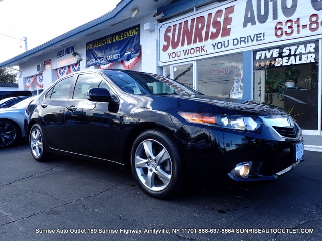 2012 Acura TSX 4dr Sdn I4 Auto Sunrise Auto Outlet  is the car shopping destination for Long Islan