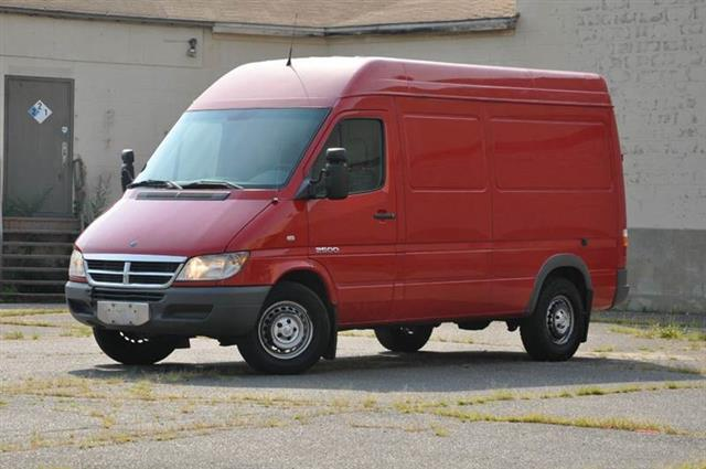 2006 Dodge Sprinter Cargo Waterbury, CT