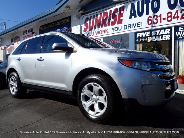 2011 Ford Edge 4dr SEL AWD Sunrise Auto Outlet  is the car shopping destination for Long Island Q