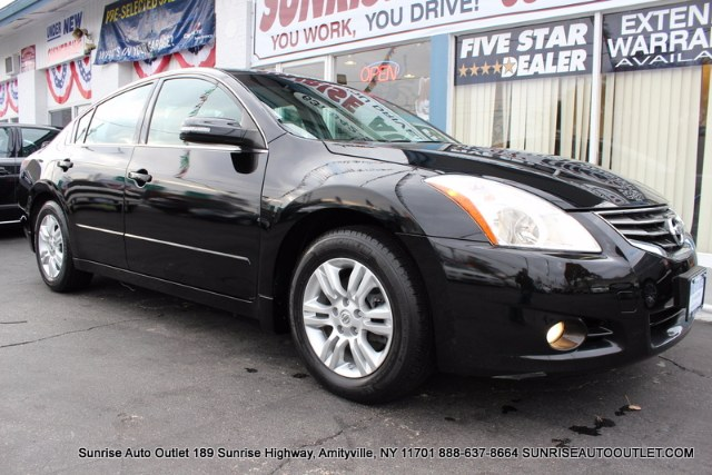 2012 Nissan Altima 4dr Sdn I4 CVT 25 SL Sunrise Auto Outlet  is the car shopping destination for