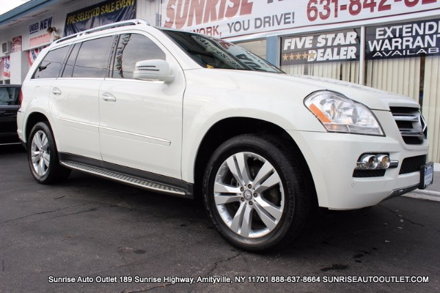2011 MERCEDES GL-Class 4MATIC 4dr GL450 Sunrise Auto Outlet  is the car shopping destination for L