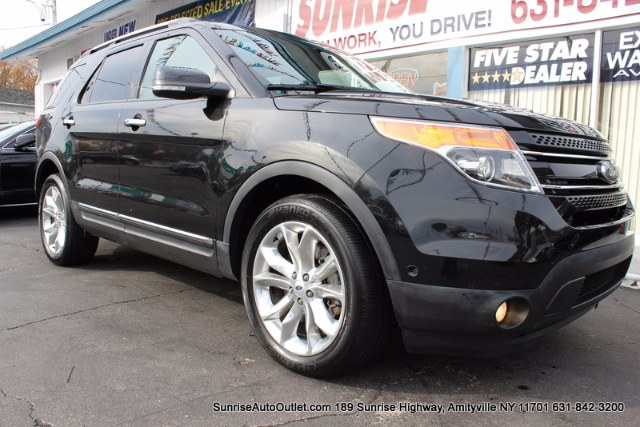 2013 Ford Explorer 4WD 4dr Limited Sunrise Auto Outlet  is the car shopping destination for Long I