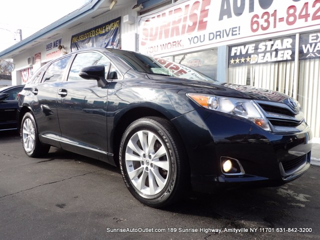 2013 Toyota Venza 4dr Wgn I4 AWD XLE Natl Sunrise Auto Outlet  is the car shopping destination f