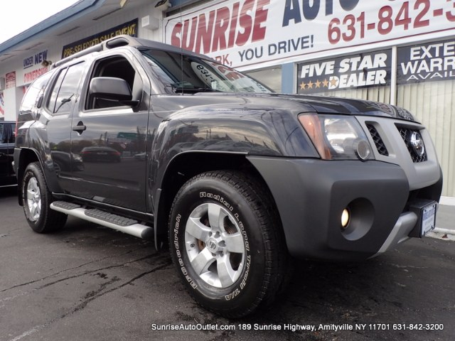 2009 Nissan Xterra 4WD 4dr Auto S Sunrise Auto Outlet  is the car shopping destination for Long Is