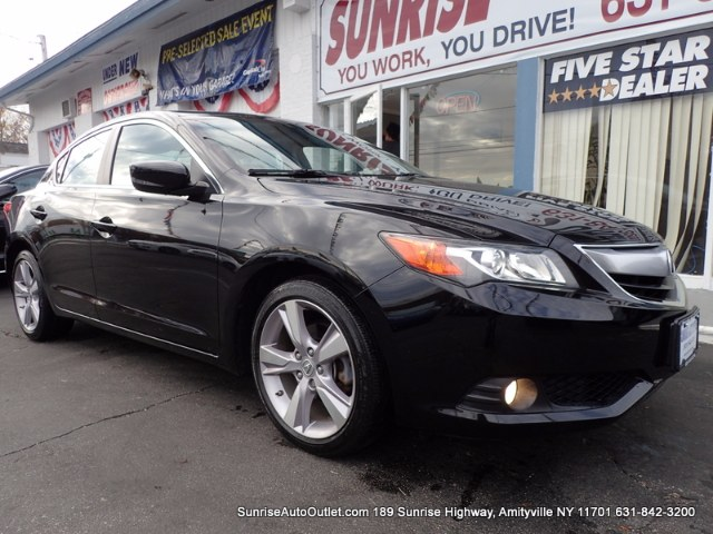 2013 Acura ILX 4dr Sdn 20L Tech Pkg Sunrise Auto Outlet  is the car shopping destination for Long