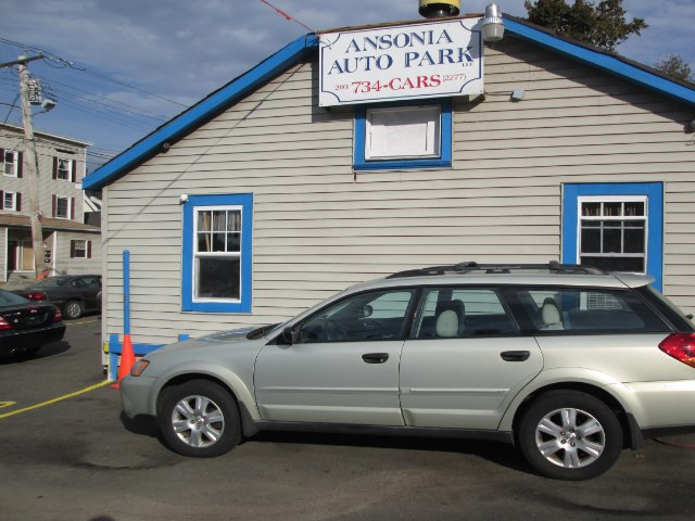 2005 Subaru Outback 2.5i Ansonia, CT