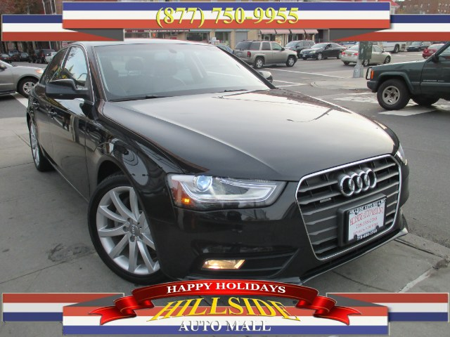 2013 Audi A4 4dr Sdn Auto quattro 20T Prem We have assembled the most advanced network of lenders