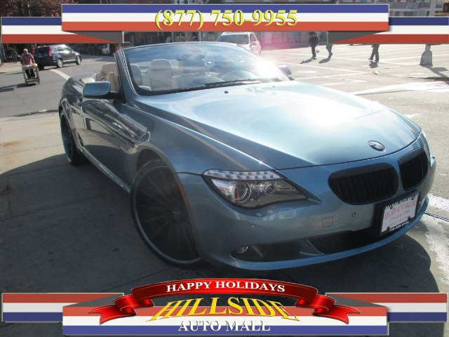 2009 BMW 6 Series 2dr Conv 650i We have assembled the most advanced network of lenders to ensure y
