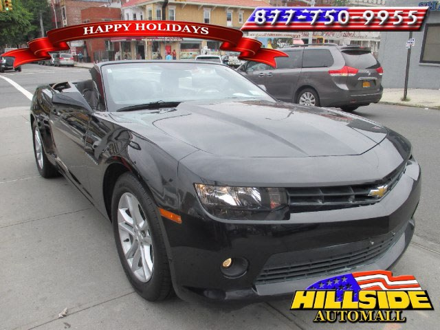 2014 Chevrolet Camaro 2dr Conv LT w1LT We have assembled the most advanced network of lenders to