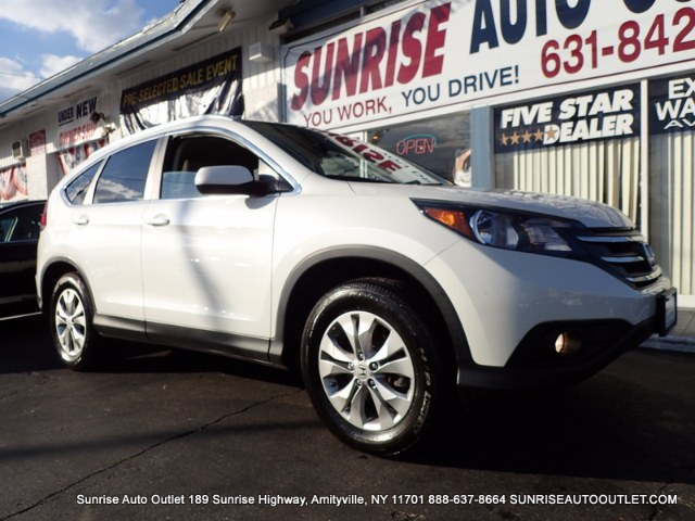 2012 Honda CR-V 4WD 5dr EX-L Sunrise Auto Outlet  is the car shopping destination for Long Island