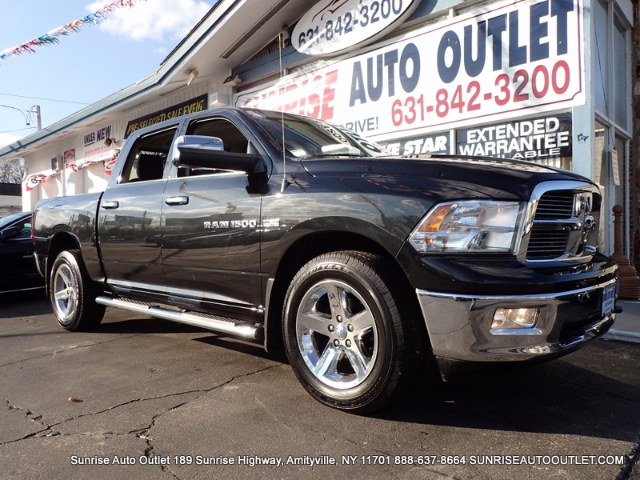 2011 Ram 1500 4WD Crew Cab 1405 Big Horn Sunrise Auto Outlet  is the car shopping destination fo