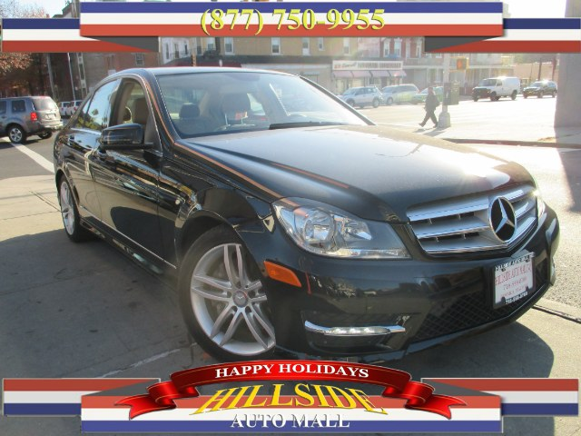 2013 MERCEDES C-Class 4dr Sdn C300 Luxury 4MATIC We have assembled the most advanced network of le
