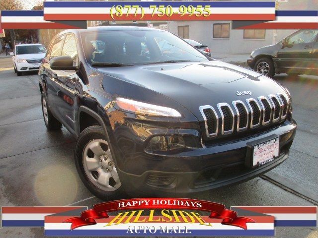 2014 Jeep Cherokee 4WD 4dr Sport We have assembled the most advanced network of lenders to ensure