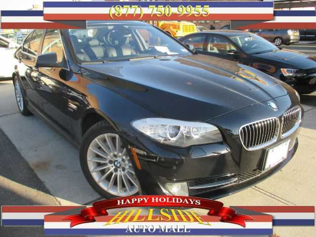 2011 BMW 5 Series 4dr Sdn 535i xDrive AWD We have assembled the most advanced network of lenders t