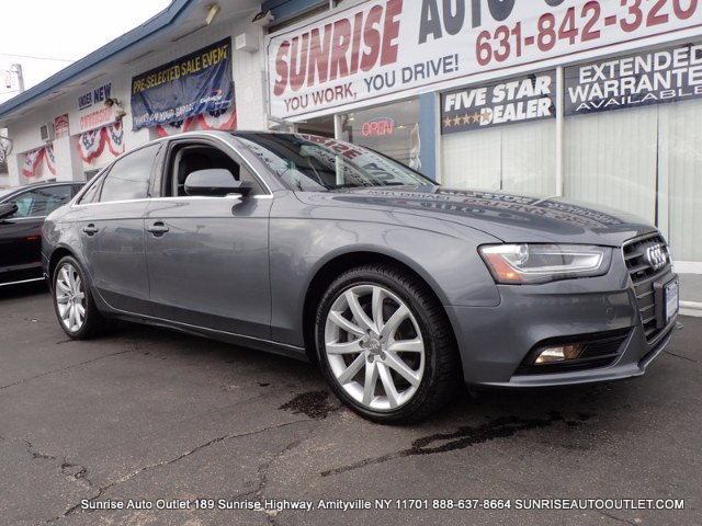 2013 Audi A4 Quattro 20T Premium Plus Sunrise Auto Outlet  is the car shopping destination for Lo