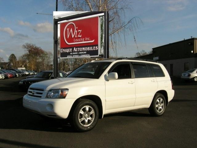 Used 2006 Toyota Highlander, $5999