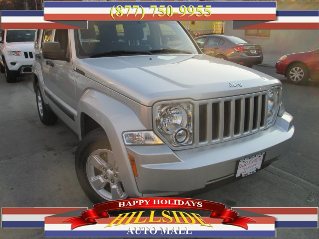 2012 Jeep Liberty 4WD 4dr Sport Latitude We have assembled the most advanced network of lenders to