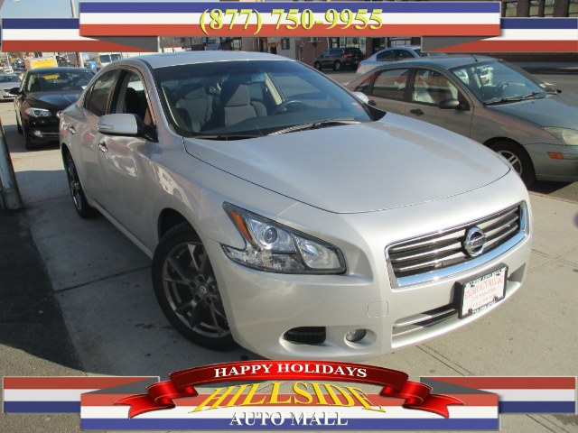2012 Nissan Maxima 4dr Sdn V6 CVT 35 SV We have assembled the most advanced network of lenders to