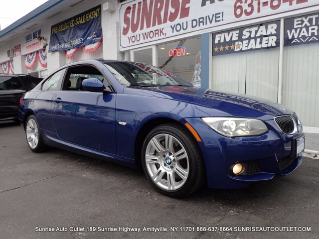 2013 BMW 3 Series 2dr Cpe 335i xDrive AWD Sunrise Auto Outlet  is the car shopping destination for