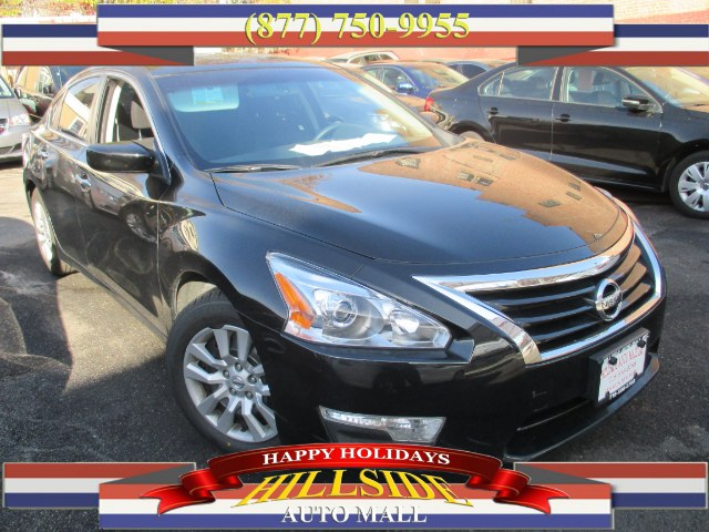 2015 Nissan Altima 4dr Sdn I4 25 SV We have assembled the most advanced network of lenders to ens