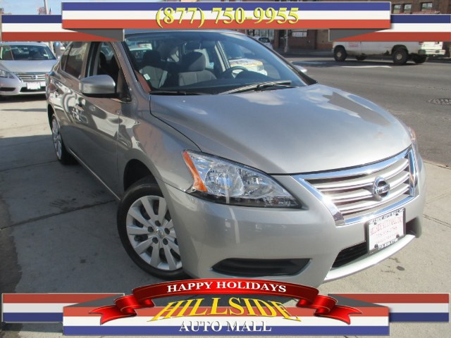 2014 Nissan Sentra 4dr Sdn I4 CVT SV We have assembled the most advanced network of lenders to ens