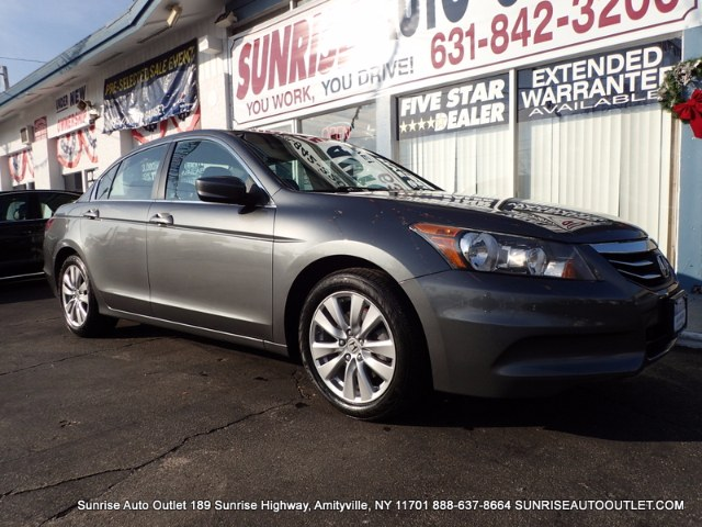2012 Honda Accord Sdn 4dr I4 Auto EX-L PZEV Sunrise Auto Outlet  is the car shopping destination f