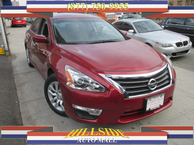 2015 Nissan Altima 4dr Sdn I4 25 S Hi folks thank you for taking the time out of your busy day an