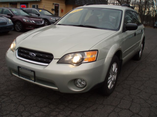 2005 Subaru Outback 2.5 i Vernon Rockville, CT