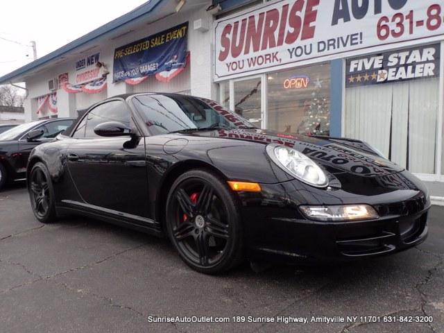 2007 Porsche 911 2dr Cabriolet Carrera 4S Sunrise Auto Outlet  is the car shopping destination for