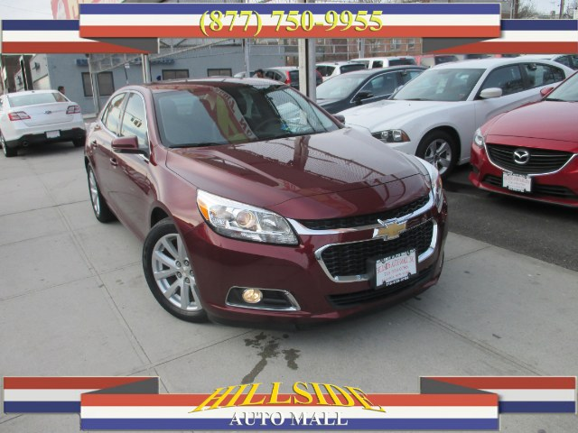 2015 Chevrolet Malibu 4dr Sdn LT w2LT Hi folks thank you for taking the time out of your busy day