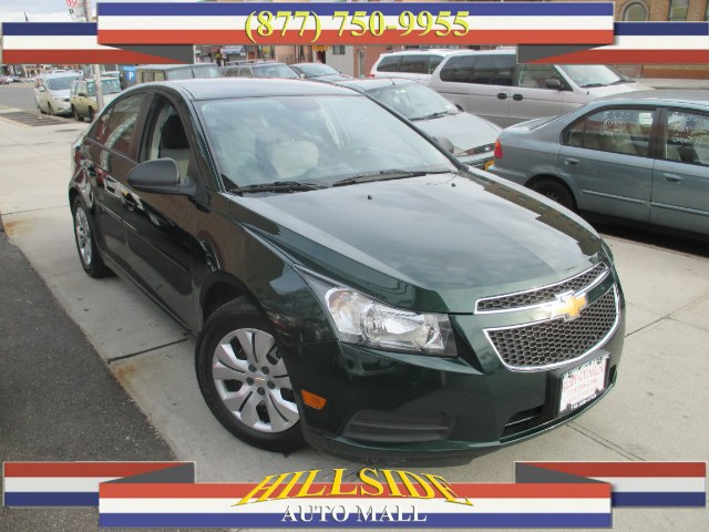 2014 Chevrolet Cruze 4dr Sdn Auto LS Hi folks thank you for taking the time out of your busy day a