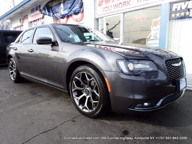 2015 Chrysler 300 4dr Sdn 300S RWD Sunrise Auto Outlet  is the car shopping destination for Long I