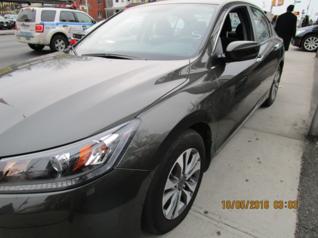 2013 Honda Accord Sdn 4dr I4 CVT LX PZEV Hi folks thank you for taking the time out of your busy d