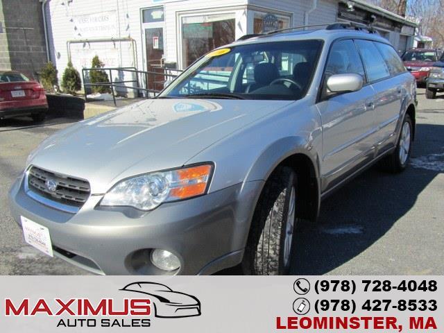 2006 Subaru Outback 2.5i Limited Leominster, MA