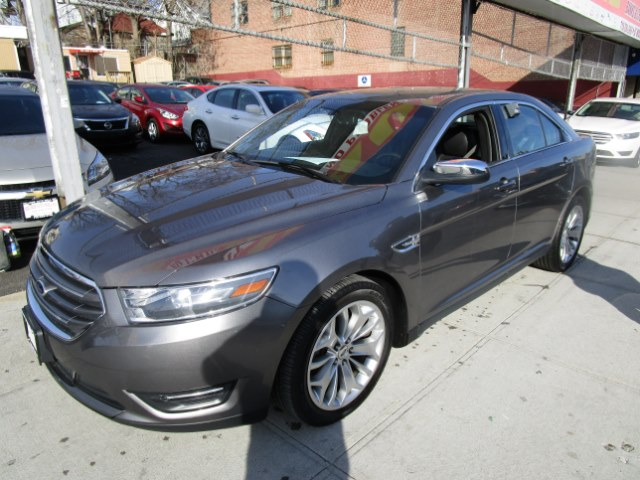 2014 Ford Taurus 4dr Sdn Limited FWD Hi folks thank you for taking the time out of your busy day a