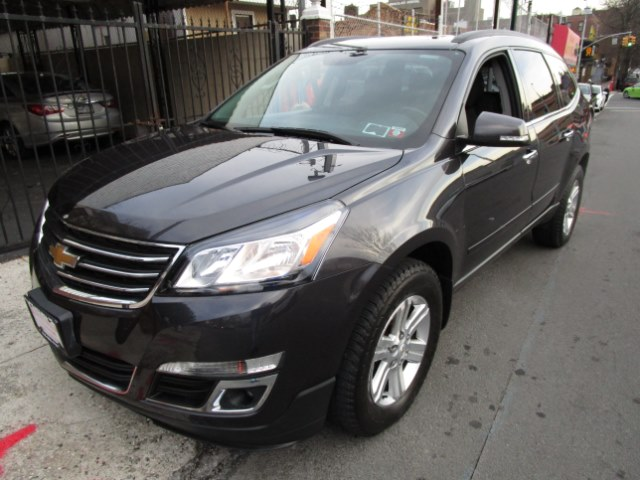 2014 Chevrolet Traverse AWD 4dr LT w2LT We have assembled the most advanced network of lenders to